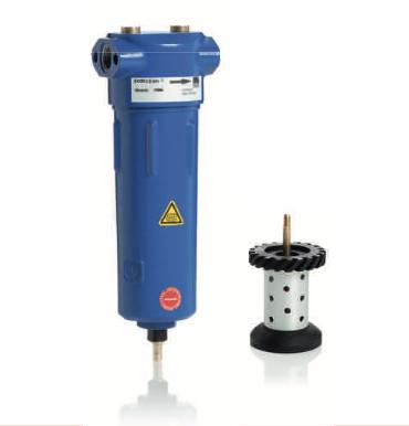 F135WS Wasserabscheider - automatischer Kondensatableiter / Water separator - Automatic condensate d